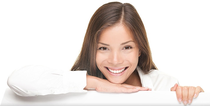 Photo of Smiling Young Woman